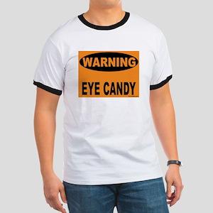 Eye Candy Warning T-Shirt
