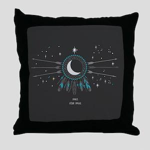 Make Your Magic Throw Pillow