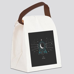 Make Your Magic Canvas Lunch Bag