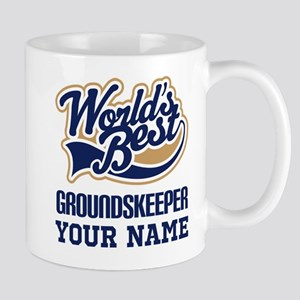 Groundskeeper Personalized Gift Mugs