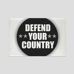 Defend Your Country Magnets