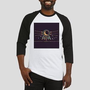 Dreamcatcher Moon Baseball Jersey