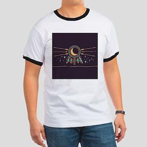 Dreamcatcher Moon Ringer T
