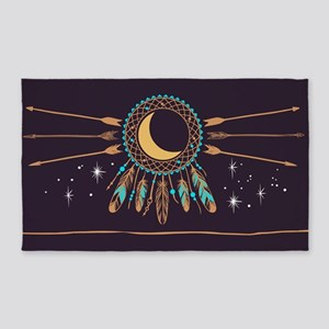 Dreamcatcher Moon Area Rug