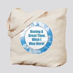 Great Time Tote Bag