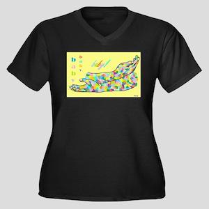 ASL Baby Plus Size T-Shirt