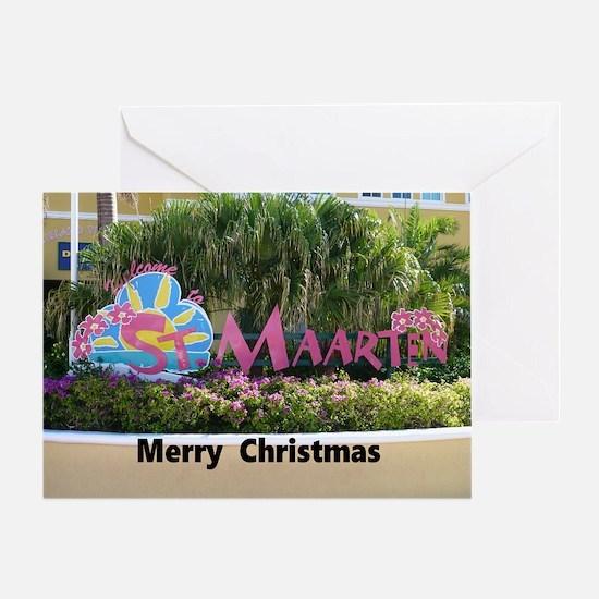 St. Maarten Greeting Cards
