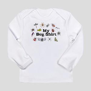 Mybugshirt Long Sleeve T-Shirt