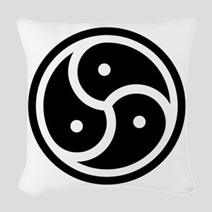 BDSM Woven Throw Pillow