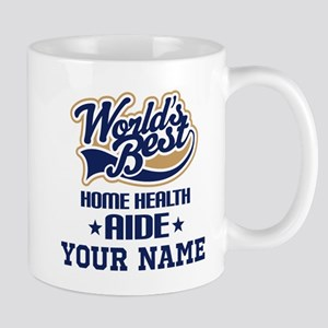 Home Health Aide Personalized Gift Mugs