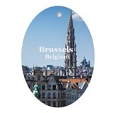 Belgium Oval Ornaments