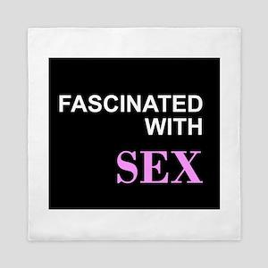 Fascinated with Sex Queen Duvet