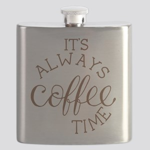 it's always coffee time Flask