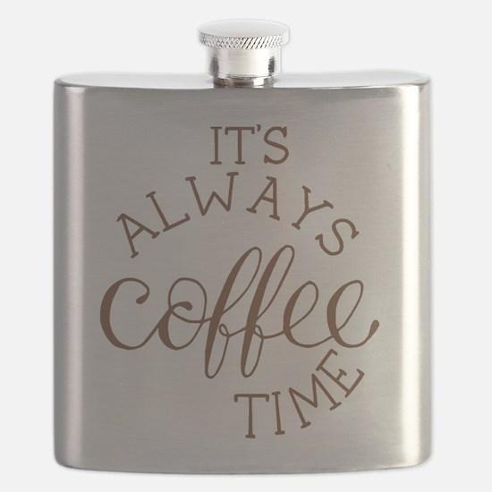 it's always coffee time Flask