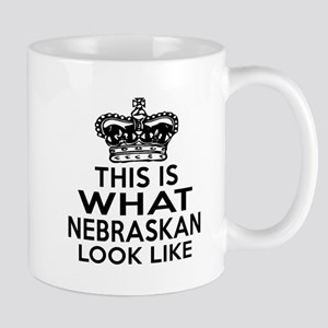 This Is What Nebraska Look Like Mug