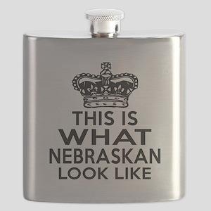 This Is What Nebraska Look Like Flask