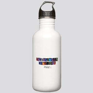 Respectfully Submitted Stainless Water Bottle 1.0L