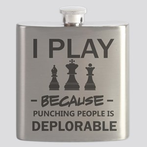 I play chess Flask