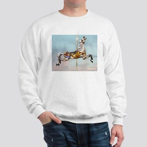 Carousel Horse Sweatshirt