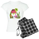 Pink Sea Turtle Pajamas
