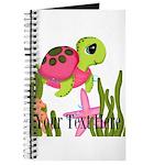 Pink Sea Turtle Journal