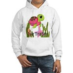 Pink Sea Turtle Hoodie