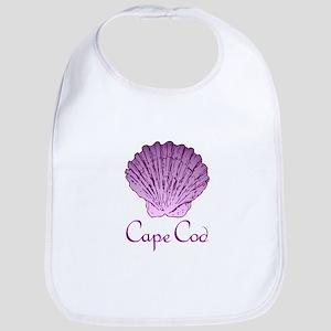 Cape Cod Scallop Shell Bib
