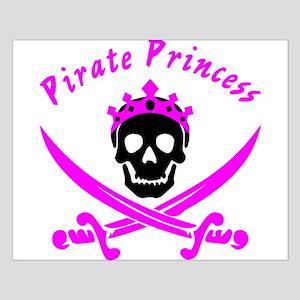Pirate Princess Small Poster