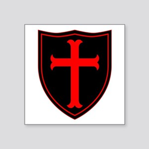 Crusaders Cross - Seal team 6 - RB Sticker