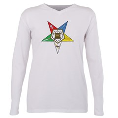 Oes Plus Size Long Sleeve Tee