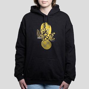 Clueless Ugh As If Women's Hooded Sweatshirt