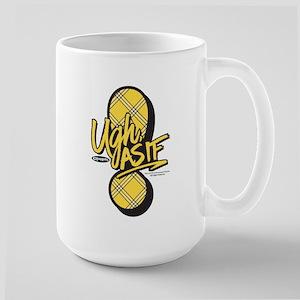 Clueless Ugh As If Large Mug