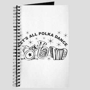 Polka Dance Journal