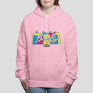 Clueless - Born to Shop Women's Hooded Sweatshirt