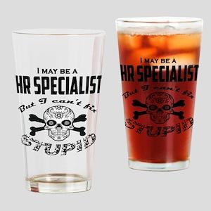 HR specialist Drinking Glass