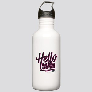 Clueless - Hello Stop Stainless Water Bottle 1.0L