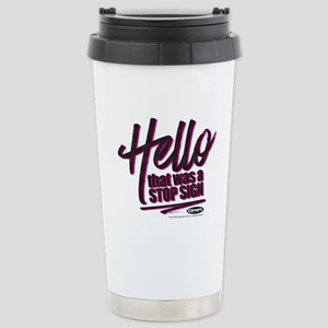 Clueless - Hello Stop S Stainless Steel Travel Mug