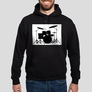 Drum Kit Hoodie (dark)