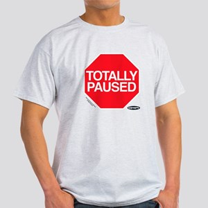 Clueless - Totally Paused Light T-Shirt