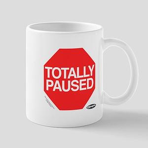 Clueless - Totally Paused Mug