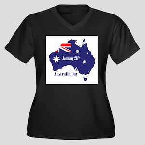 8b8cb9fde0a3e Ladies Bolero LB1395 Source · Australia Day Women s Plus Size T Shirts  CafePress