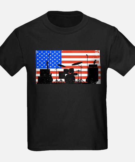 USA Rock Band T-Shirt