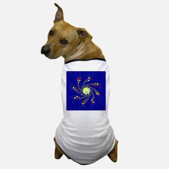 Pin Wheel Dog T-Shirt