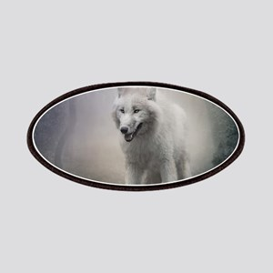 White Wolf Patch