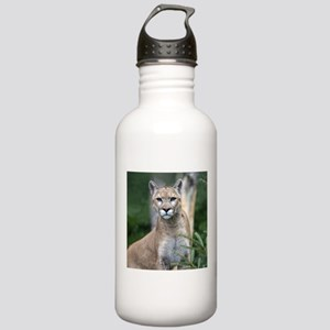 Mountain Lion Stainless Water Bottle 1.0L