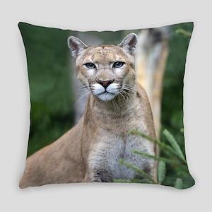 Mountain Lion Everyday Pillow