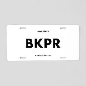 Beekeeper BKPR Aluminum License Plate