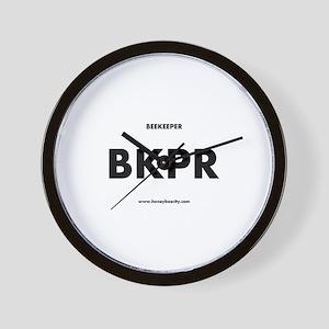 Beekeeper BKPR Wall Clock
