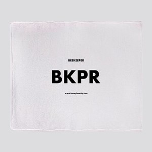 Beekeeper BKPR Throw Blanket