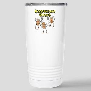 Accounting Rocks Travel Mug